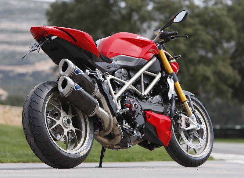 Custom Ducati Streetfighter For Sale