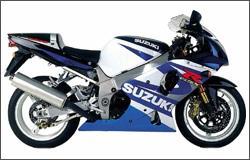 Suzuki GSX-R1000 (2001-2002)