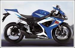 Suzuki GSX-R750 (2006-2007)