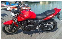 2009 Suzuki Bandit 650