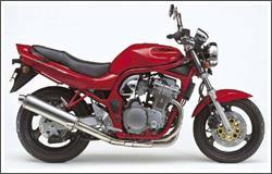 Suzuki GSF600 Bandit (1996-2005)