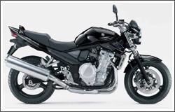 Suzuki Bandit 650 (2007-2008)