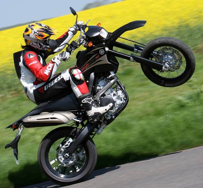 YAMAHA WR250X (2008-on) Review | Speed, Specs & Prices | MCN