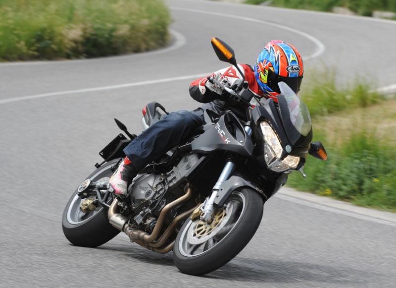 BENELLI TRE K 899 (2009-2014) Review
