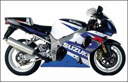 Suzuki GSX-R1000 K1-K2