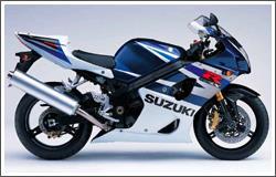 Suzuki GSX-R1000 K3-K4