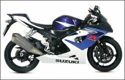 Suzuki GSX-R1000 K5-K6