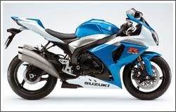 Suzuki GSX-R1000 K9