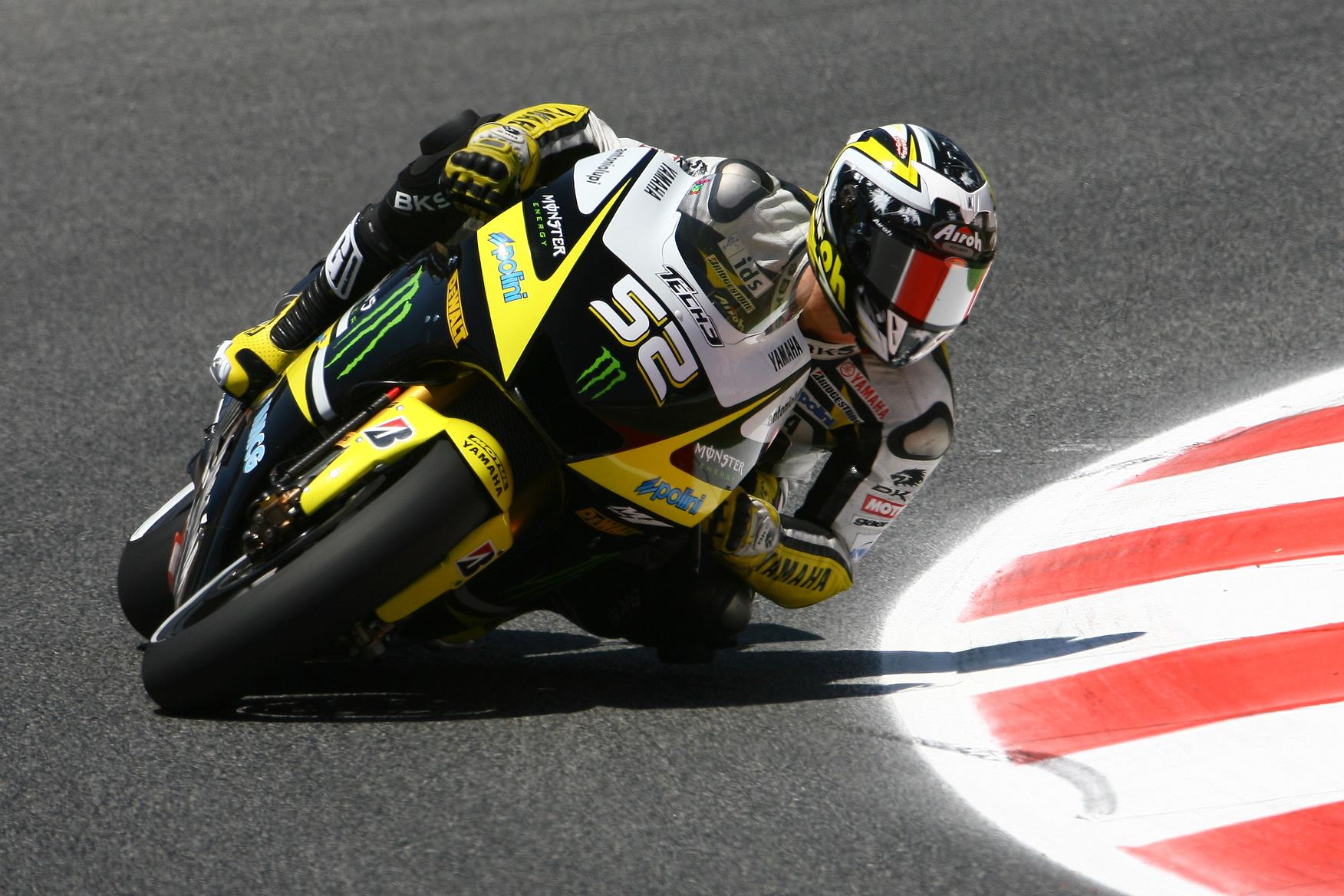 Catalunya MotoGP: Season best qualifying for James Toseland | MCN