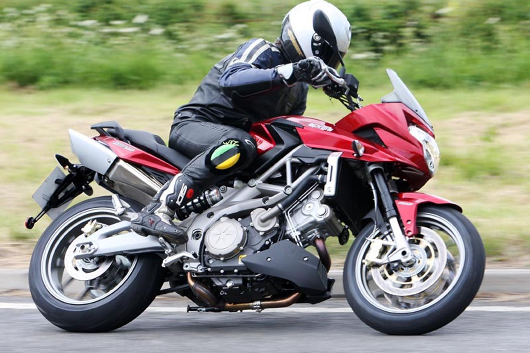 Motorcycle Rear Brake Pads for APRILIA Shiver 750 GT 2009 2010 2011 2012