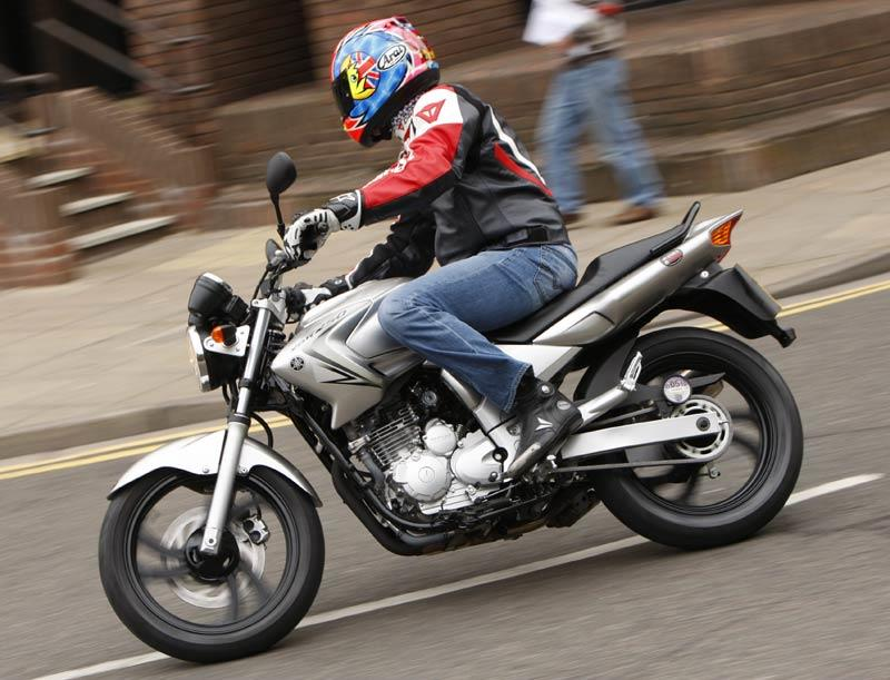 YAMAHA YBR250 (2009-on) Review   Speed, Specs & Prices   MCN