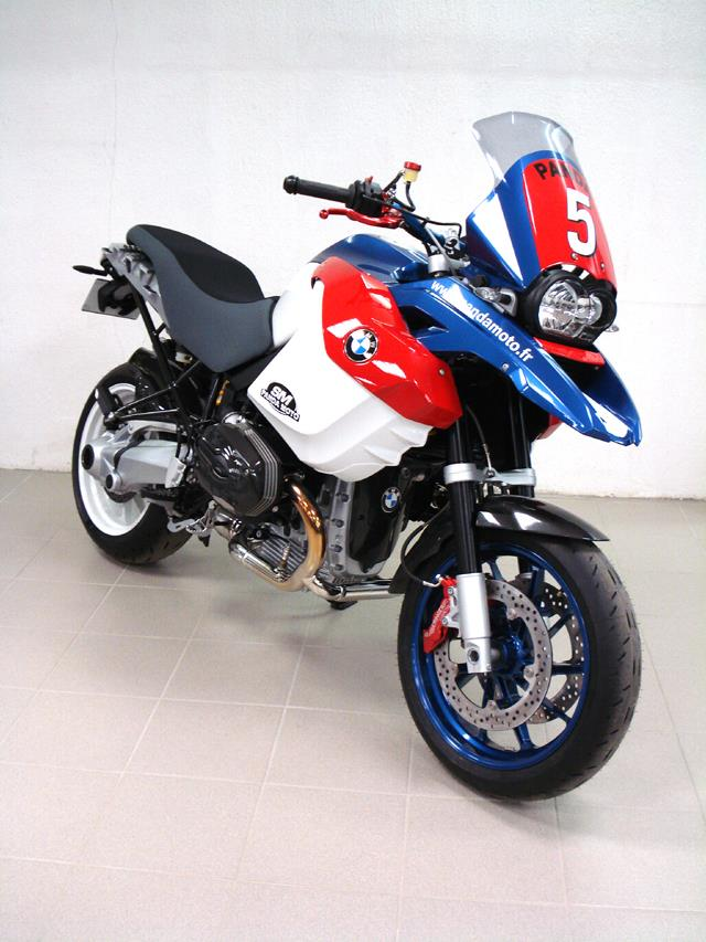 Supermoto Style For R1200gs Mcn