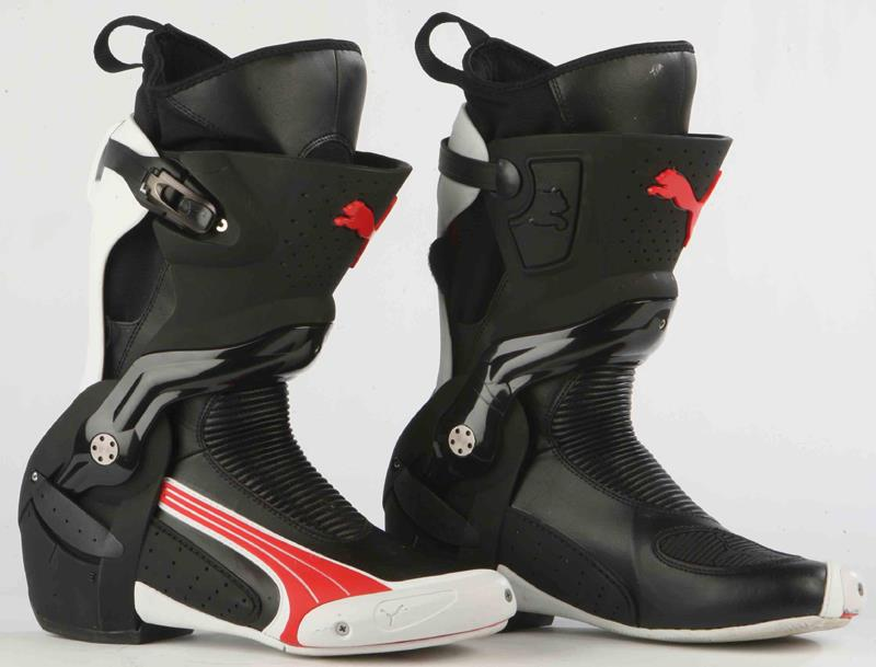MCN Biking Britain survey: race boots over £150 | MCN