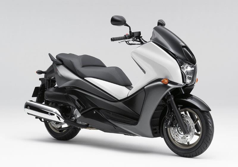 Honda Launch New Faze 250 Scooter