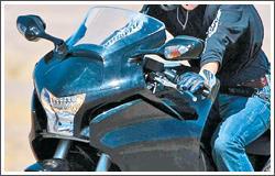 Honda V4 - bodywork