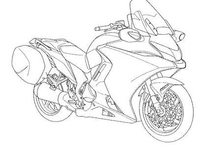 Honda Vfr1200 Is The Basis For New Pan European