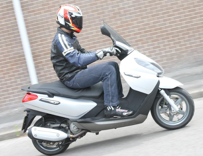 PIAGGIO X7 250 (2008-on) Review | Speed, Specs & Prices | MCN
