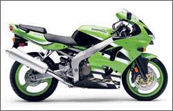Kawasaki ZX-6R (2000-2002)