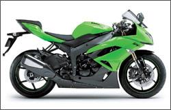 Kawasaki ZX-6R (2009-current)