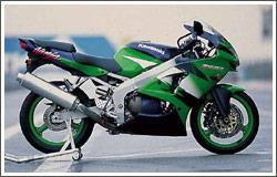Kawasaki ZX-6R (1998-1999)
