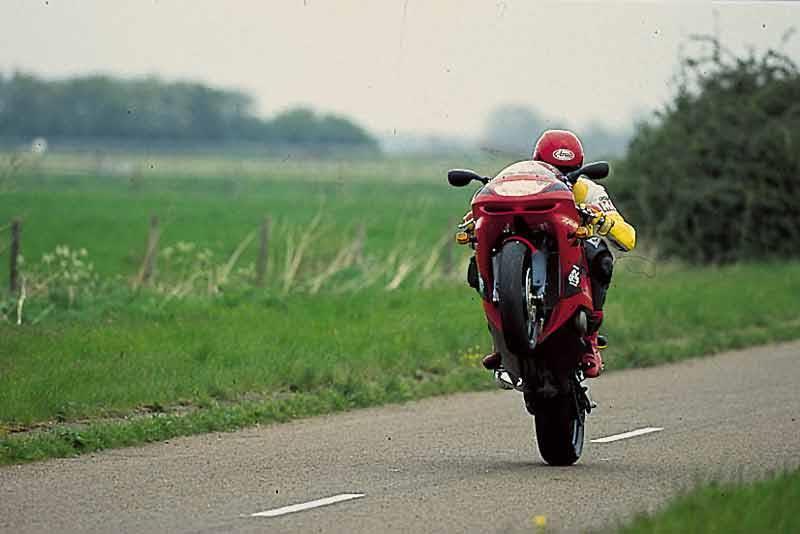 Kawasaki ZX 6R 1998 1999