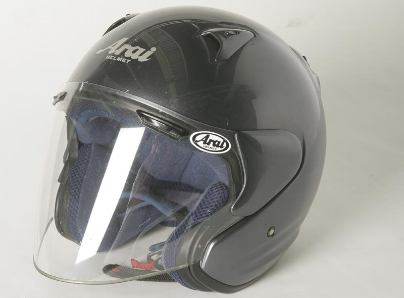 helmet review arai sz f mcn. Black Bedroom Furniture Sets. Home Design Ideas