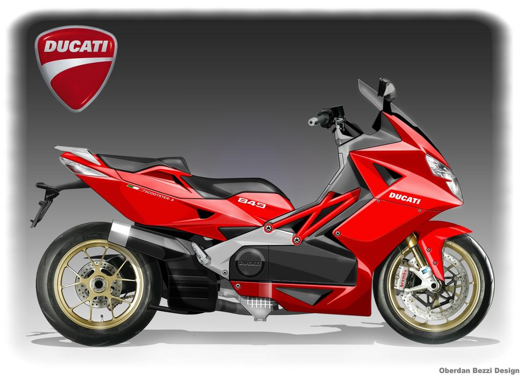 Ducati 849 Scootster S | MCN