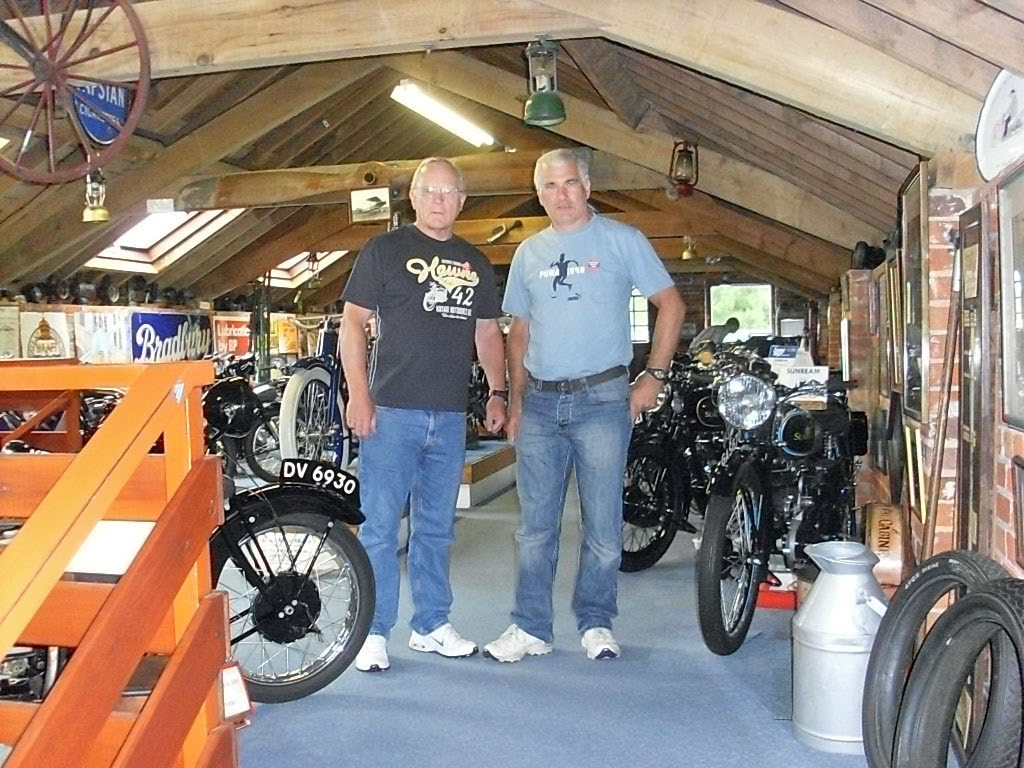 The Day Mcn Rode An Evel Knievel Harley Davidson Xr750 Replica: Sammy Miller Museum