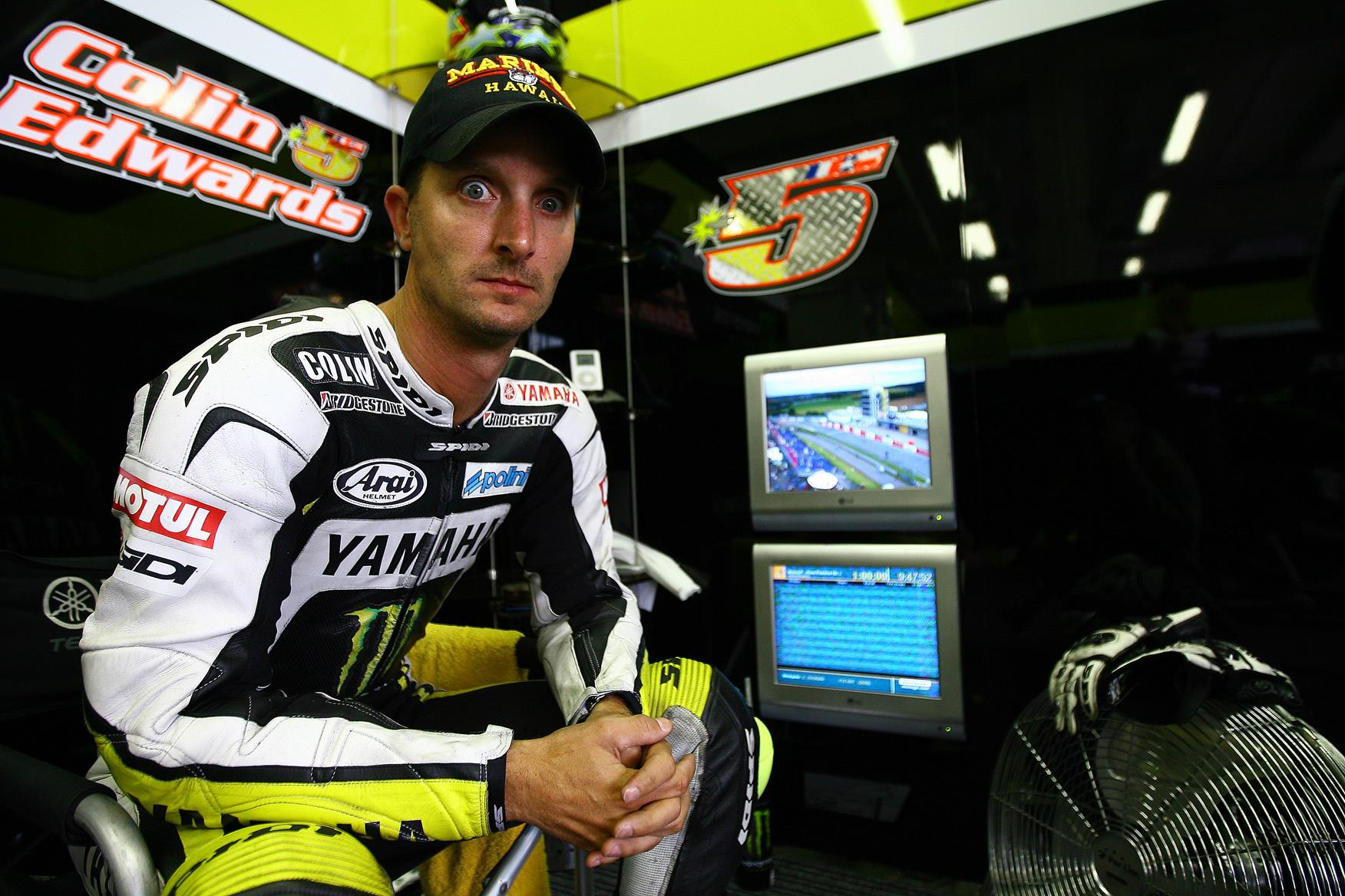 4e37987e Colin Edwards launches Day of Champions fan appeal