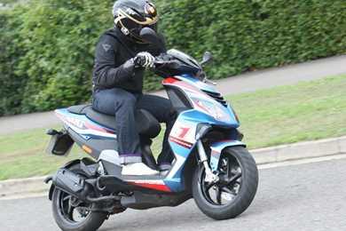 Piaggio Moped Motorbike Reviews Mcn