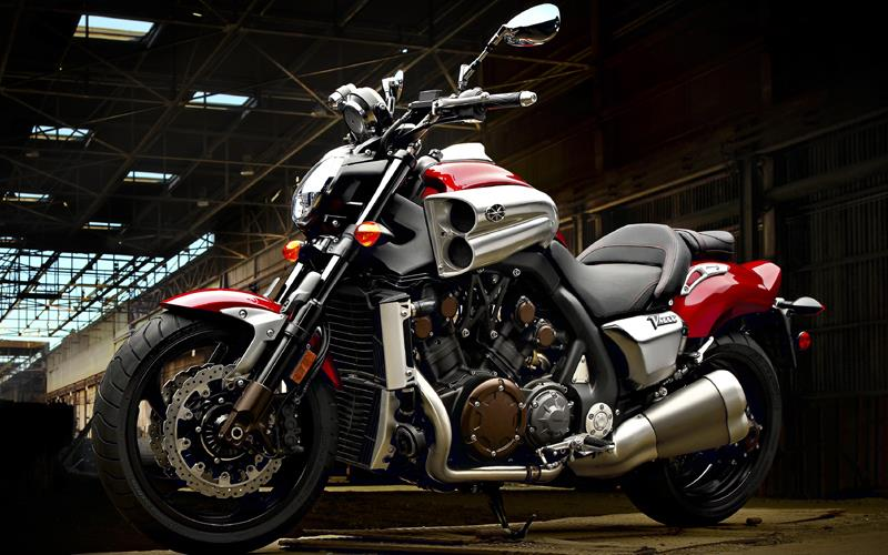 2010 Yamaha VMax US colours revealed MCN