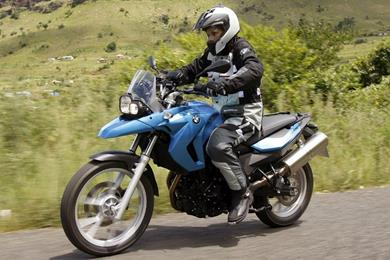 2004 BMW F650GS Picture - Mbike.com