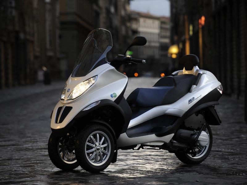 Piaggio Mp3 Seat Height