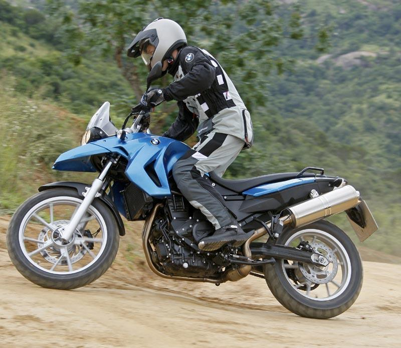 bmw f650gs full review | mcn