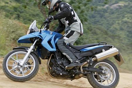 Bmw F650gs Full Review