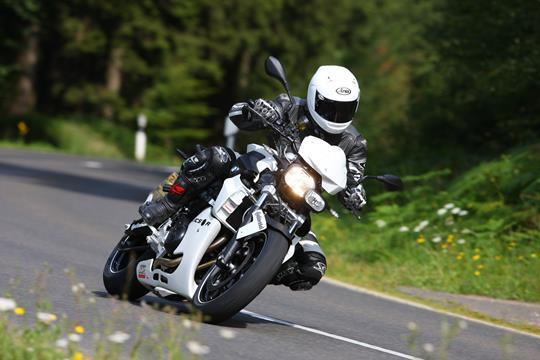 New Schnitzer BMW F800R And K1300R Tested