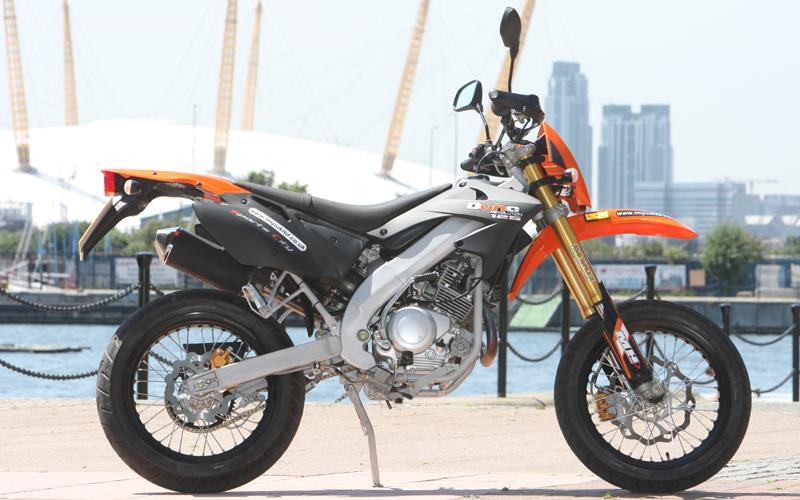 Moto Hispania Duna 125 2009 On Review Specs Amp Prices Mcn