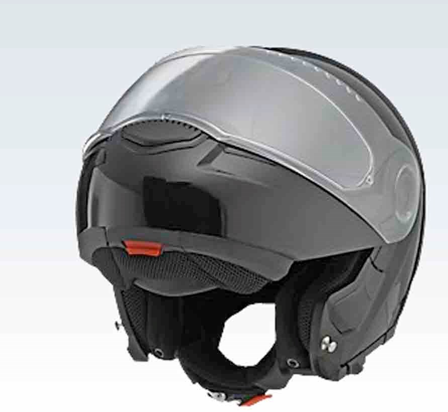 kit review schuberth c3 flip front helmet mcn. Black Bedroom Furniture Sets. Home Design Ideas