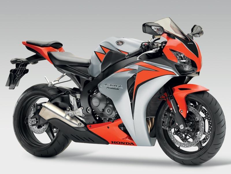 Revised 2010 Honda Fireblade brings all-new colours & tweaks | MCN