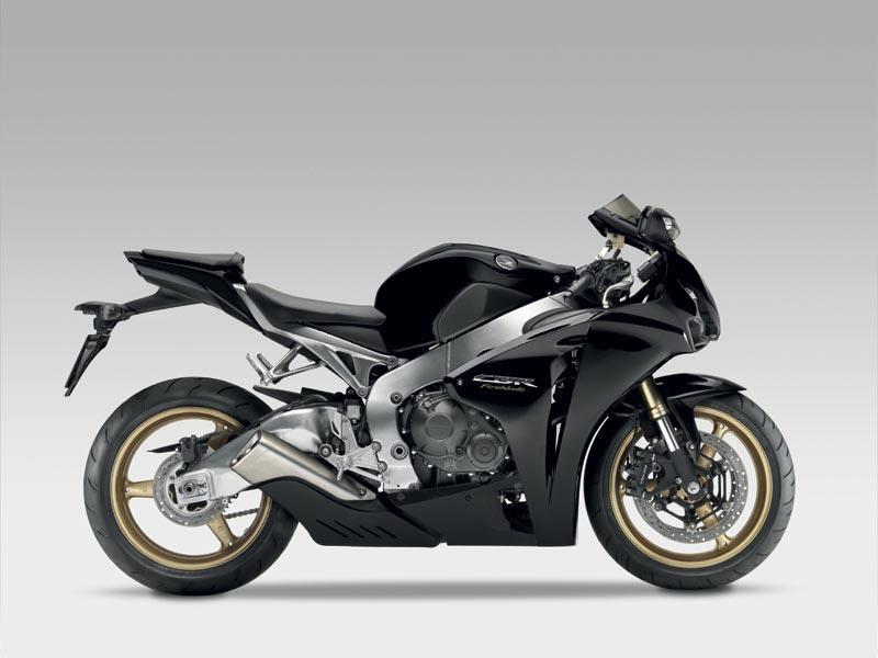 Revised 2010 Honda Fireblade brings all-new colours & tweaks   MCN