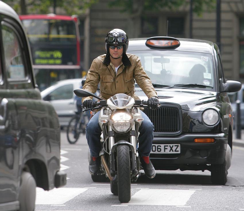 Belstaff Motorcycle Jacket Review