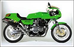 Kawasaki Z1 cafe racer