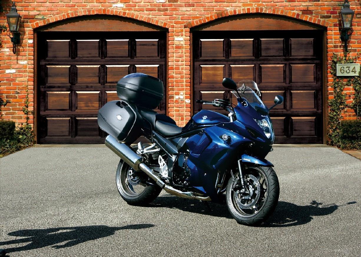 new bike: suzuki unveil gsx1250fa for 2010 | mcn