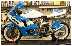 Suzuki GTXR750