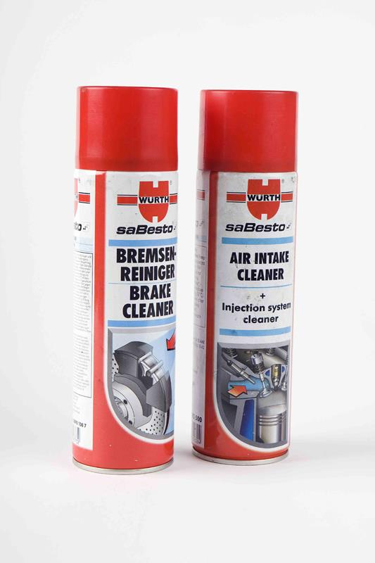Can Brake Cleaner Damage Paint