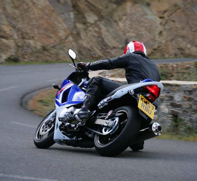 Insurance Quote For Motorcycle: Motorcycle Insurance Bargains: Suzuki GSX650F