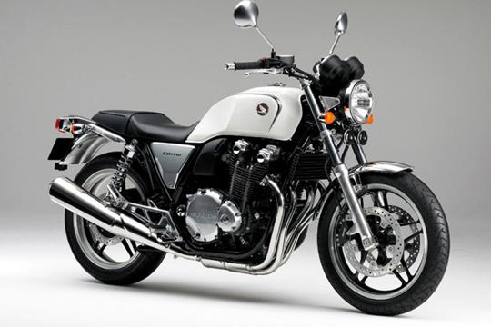 2010 Honda CB1100 Production Bike Revealed