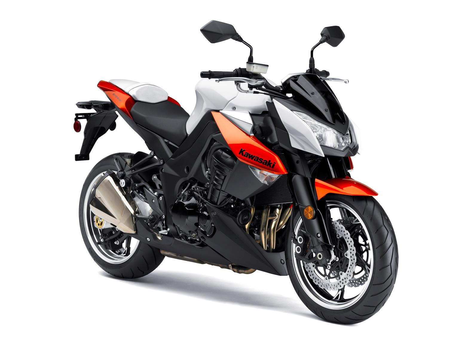 new kawasaki z1000 gets new engine and chassis. Black Bedroom Furniture Sets. Home Design Ideas