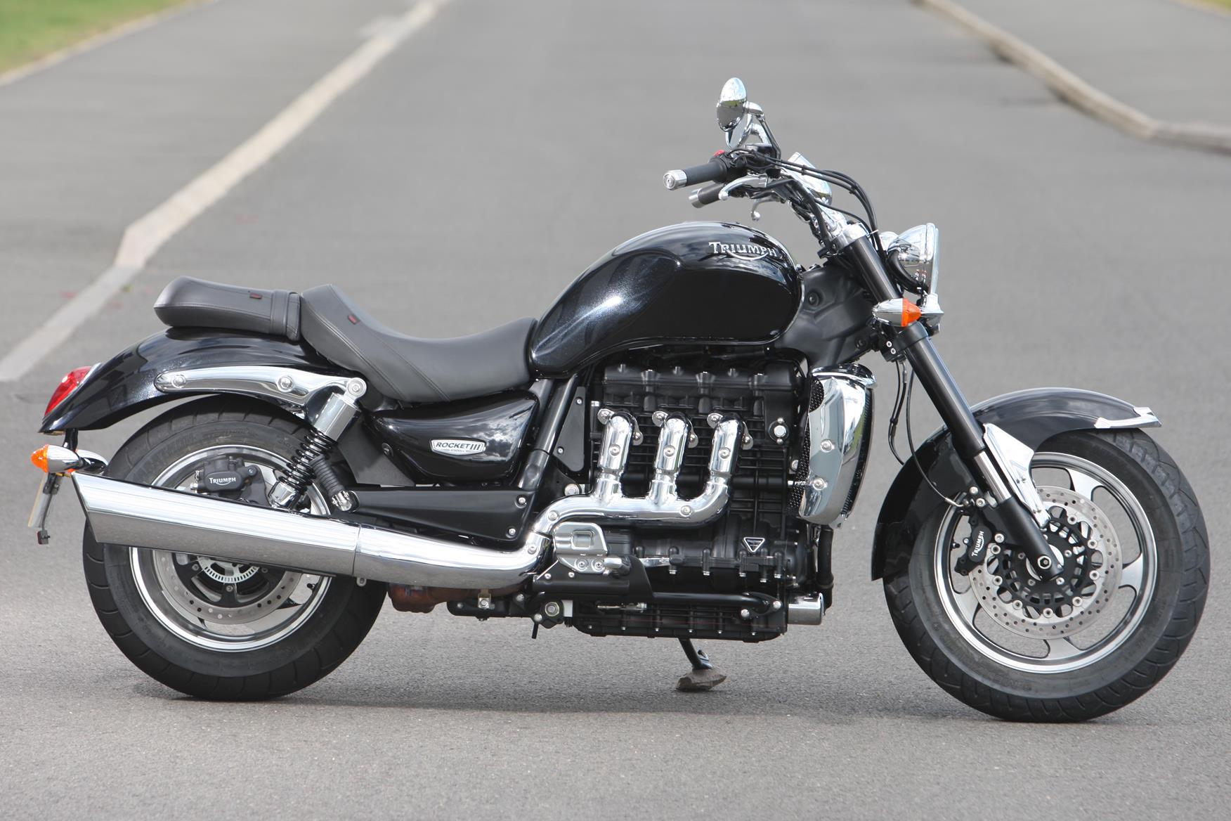 Triumph Rocket Iii 2009 On Review Mcn
