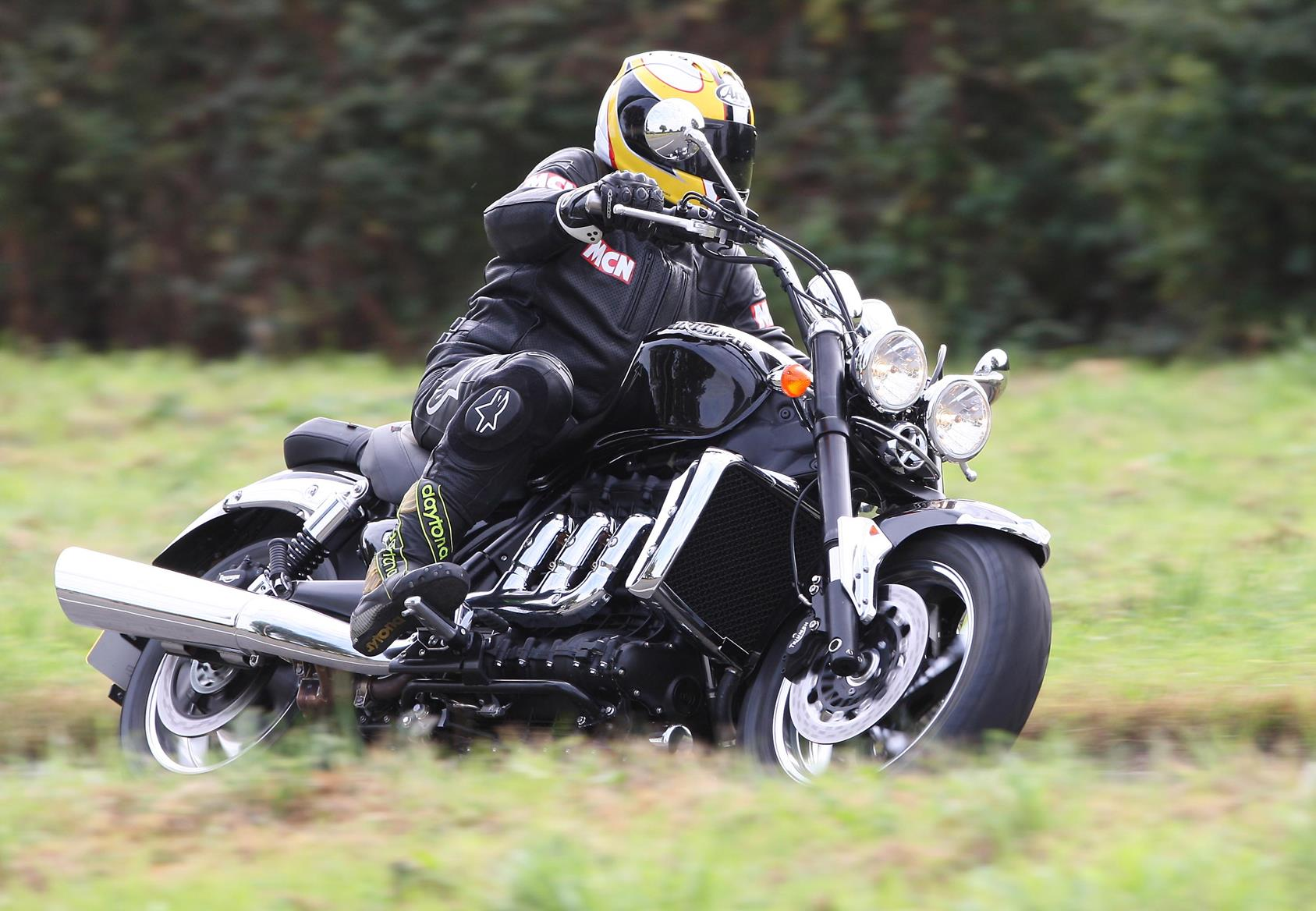 triumph rocket iii (2009-on) review | mcn